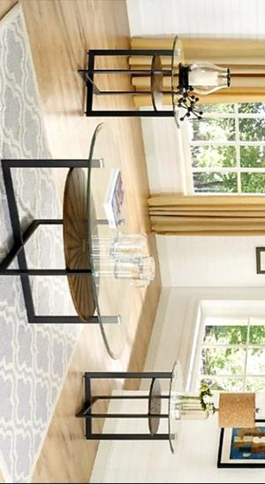 New Novak 3-Piece Coffee Table Set for Sale in Houston, TX