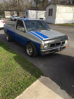 1997 Nissan Pickup Truck (lowered) for Sale in North Charleston, SC