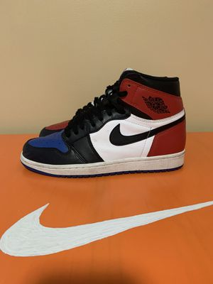 Jordan 1 top 3 for Sale in Mount Vernon, OH