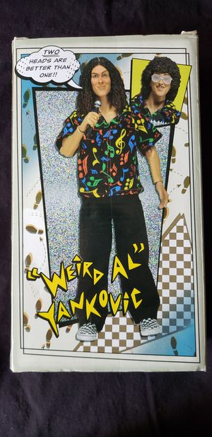 "Neca Weird ""AL"" Yankovic figure for Sale in Milpitas, CA"