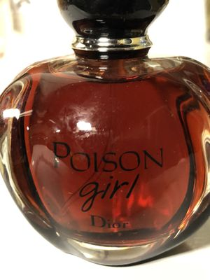 Dior Poison girl 3.4 fl Oz Woman's Perfume for Sale in Riverside, CA