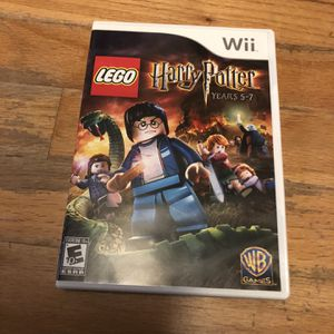Lego Harry Potter Years 5-7 for Wii for Sale in Modesto, CA