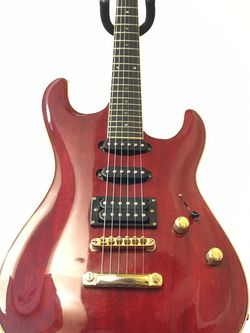 Custom Guitar Samick Valley Arts Pro Shop Electric Guitar for Sale in Olympia,  WA