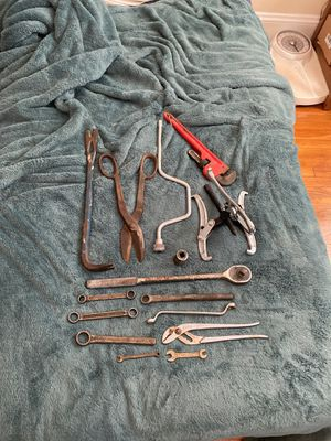 Miscellaneous lot of tools Proto snap on etc. for Sale in Arlington, MA