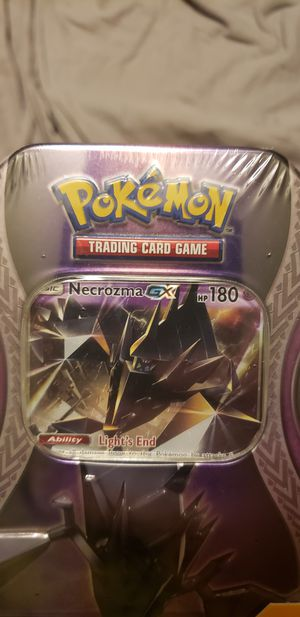 pokemon cards tins for Sale in Dallas, TX