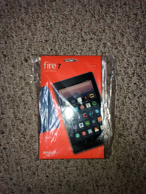 Tablet 7 8GB new