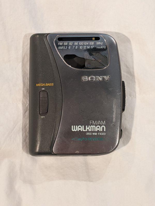 Sony Walkman with AM/FM