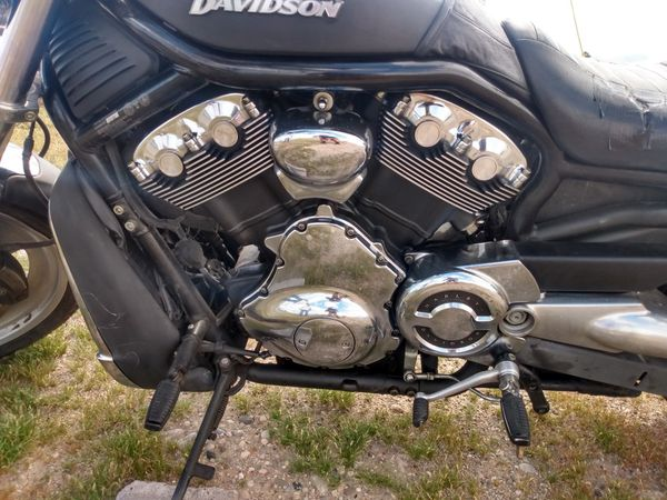 2006 Harley-Davidson VRSCD Night Rod Vrod