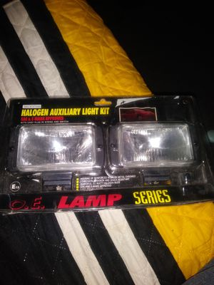 EXTRA LIGHTS FOR A CAR , TRUCK, RV, BOAT, 4 WHEELER, SEMI TRUCK ECT for Sale in Perry, OH