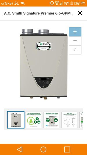 Tankless Water Heater for Sale in Denver, CO