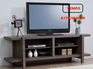 Tacoma TV Stand, Brown for Sale in Garden Grove, CA
