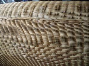 Wicker Bed Frame Queen Sz for Sale in Ligonier, IN