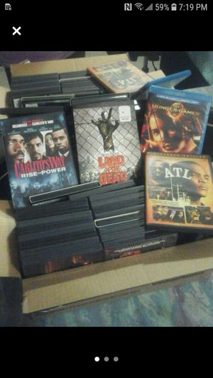 DVD movies for Sale in Springfield, MA