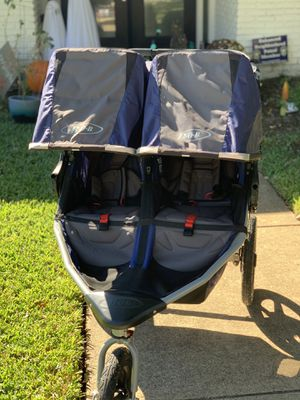 Bob Double Stroller Rarely Used for Sale in Farmers Branch, TX