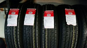 Mastertrac/trailer ST 205/75/15 -4 new tires for Sale in St. Louis, MO