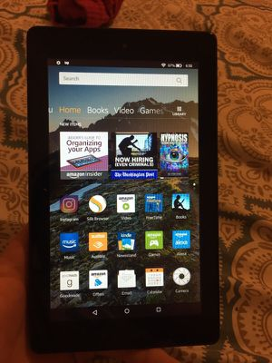 Kindle fire 7 7th gen for Sale in Springfield, VA