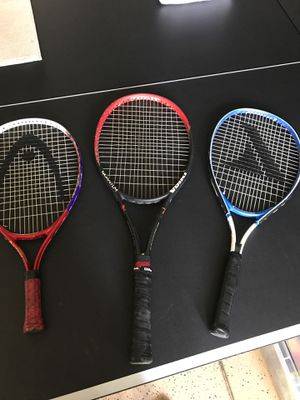 Tennis Rackets for Sale in Chula Vista, CA