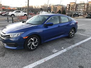 2017 Honda Civic lx for Sale in Adelphi, MD