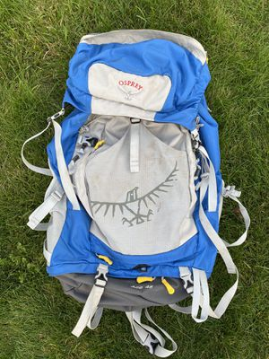 Osprey Ace 48 Hiking Internal Frame Camping Backpack for Sale in Vancouver, WA