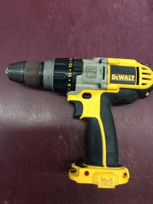 PRICE IS FIRM - Dewalt 14.4V XRP cordless hammer drill for Sale in Columbus, OH
