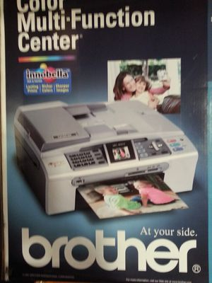 Color printer-scanner-copier-fax works great just needs ink for Sale in Chula Vista, CA