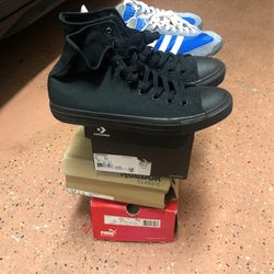 Adidas Puma Reebok Converse Mini Collection for Sale in Kissimmee,  FL