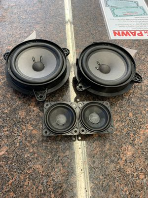 Bose audio speakers for car for Sale in Austin, TX