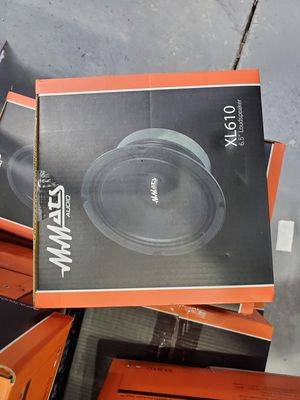 Mmats xl610 6.5 loudspeaker midrange pro audio on sale for Sale in Hialeah, FL