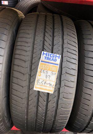 265/50/19 Bridgestone tire for Sale in Los Angeles, CA