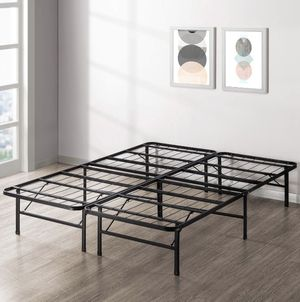 Metal King raised bed frame for Sale in Escondido, CA