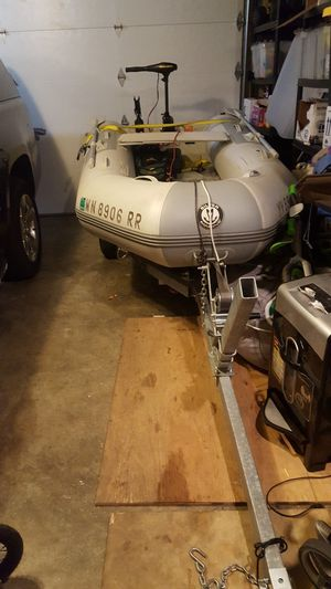 Inflatable boat/dinghy for Sale in Lynnwood, WA