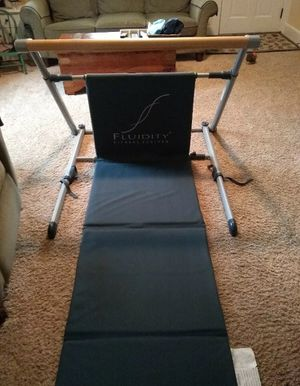 The fluidity bar workout for Sale in Houston, TX