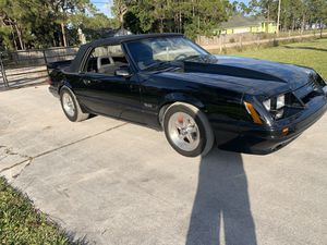 1986 Ford Mustang 5.0 for Sale in Fort Lauderdale, FL