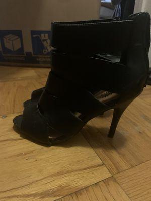 Black strap booties for Sale in Falls Church, VA