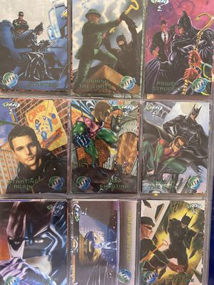 Classic Batman Movie & TV Promotional Cards for Sale in Inglewood, CA
