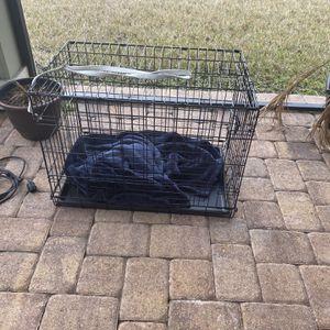 ( Dog kennel( Foldable easy set up) for Sale in Jacksonville, FL