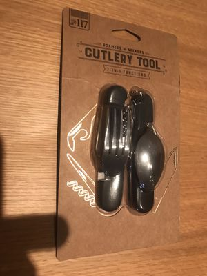 TWO Camping Cutlery tool for Sale in San Francisco, CA
