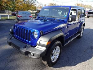 2018 Jeep Wrangler Unlimited for Sale in Islip, NY