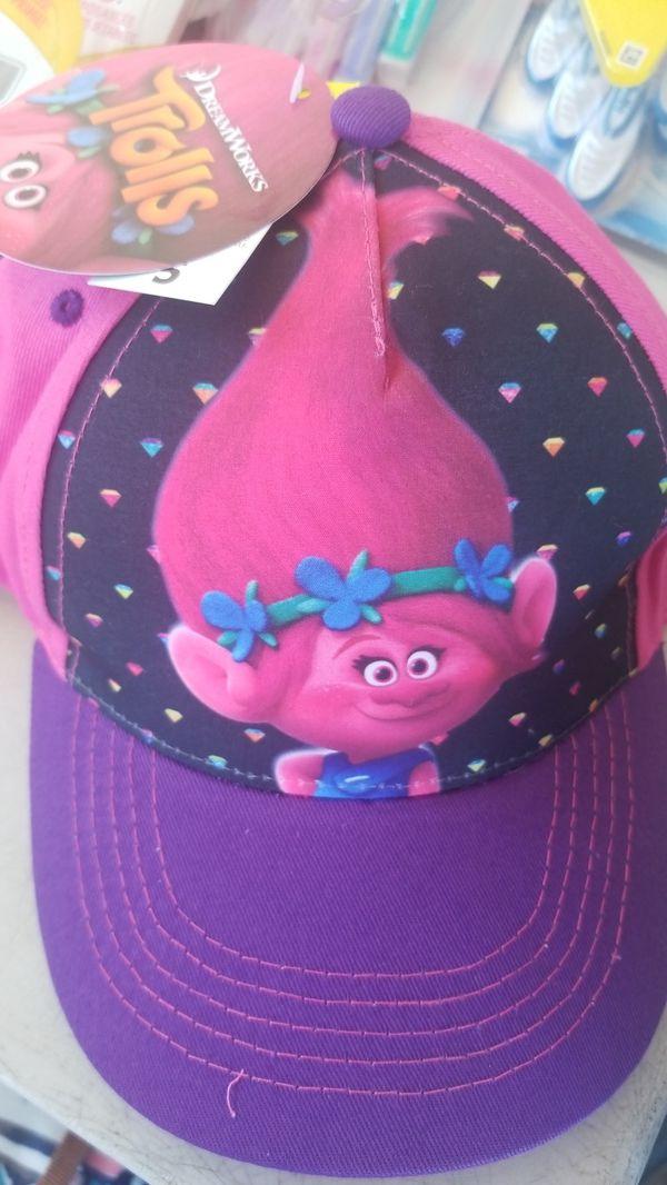 Trolls hats