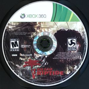 Dead Island: Riptide Xbox 360 Video Game for Sale in Pahrump, NV