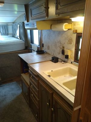 17' Citation 5th wheel camper for Sale in Snohomish, WA
