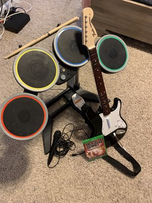 Rock band 4 for Xbox one for Sale in Greenwood, IN