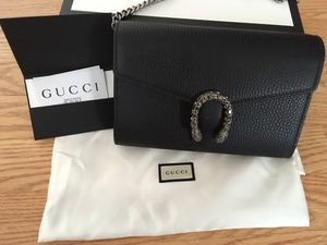 Brand New Gucci Dionysus Wallet on Chain for Sale in Mill Creek, WA