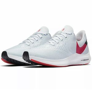 Nike Zoom Winflo 6 Womens 8.5 Blue White Red Running Shoes Size 8.5 BNIB for Sale in Milwaukee, WI