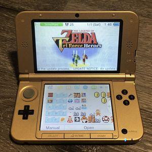 NINTENDO 3DS XL LEGEND OF ZELDA EDITION for Sale in Surprise, AZ