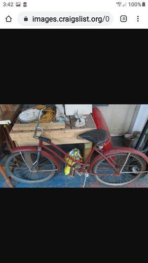 ANTIQUE J C HIGGINS BICYCLE for Sale in Lynchburg, VA