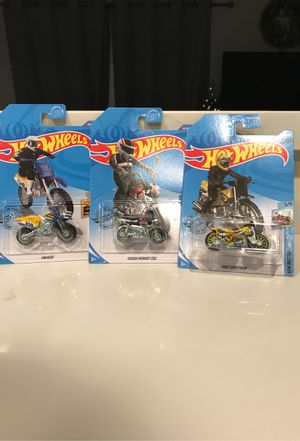 Hot wheels Motorcycles for Sale in Covina, CA