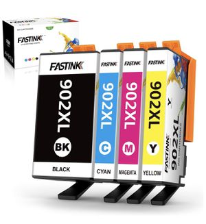Compatible HP Ink Cartridges Replacement for HP 902XL 902 XL with Upgraded Chips for Sale in La Puente, CA