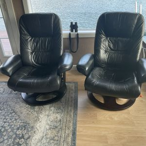 Leather Recliner Chairs for Sale in Gresham, OR