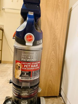 Vacuum cleaner «Hoover Air & Windtunnel 3 Pro Pet models» for Sale in Redmond, WA